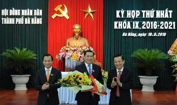 Chân dung lãnh đạo UBND thành phố Đà Nẵng nhiệm kỳ 2016-2021