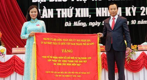 Đại hội Đại biểu Phụ nữ thành phố Đà Nẵng lần thứ XIII, nhiệm kỳ 2016-2021