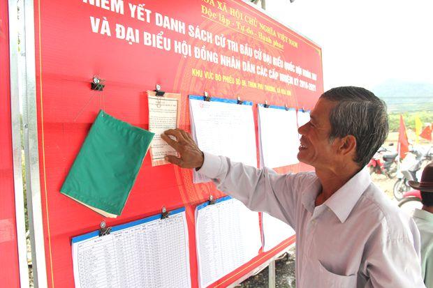 Danh sách 49 người trúng cử đại biểu HĐND thành phố Đà Nẵng