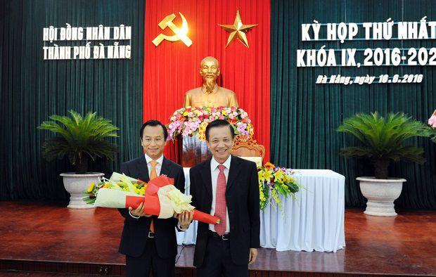 Chân dung lãnh đạo HĐND TP Đà Nẵng khóa IX, nhiệm kỳ 2016-2021